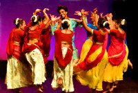Indian classical dancing #4